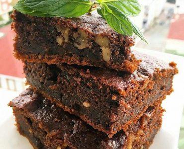 brownie tadında kek