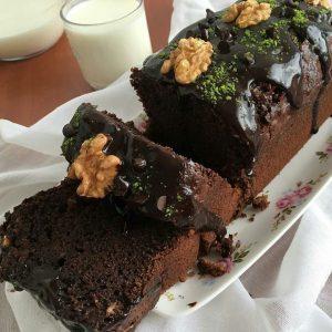kakaolu ıslak kek