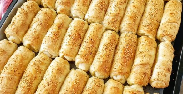 sodalı sarma börek