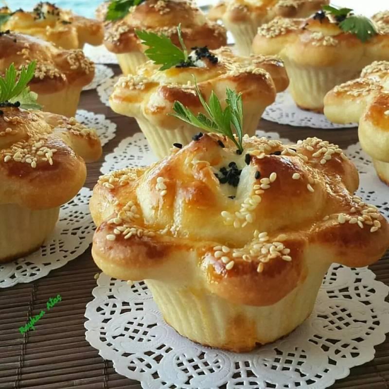 muffin kabinda pogaca