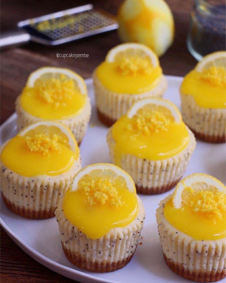Nefis Limonlu Cheesecake Tarifi 1
