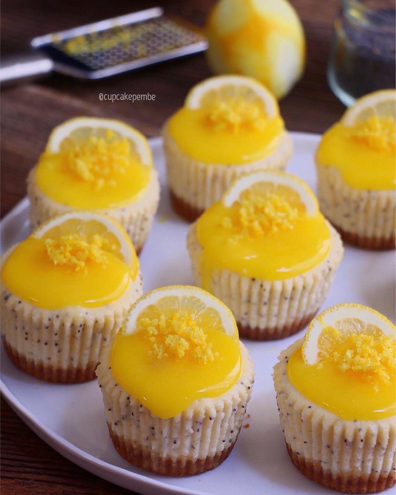 Nefis Limonlu Cheesecake Tarifi 2