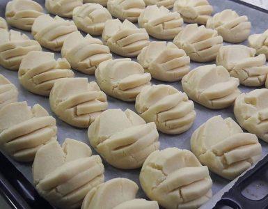 kesikli un kurabiyesi