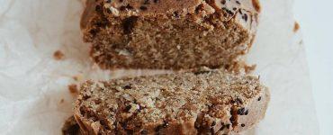 Mısır Unlu Vegan Tuzlu Kek