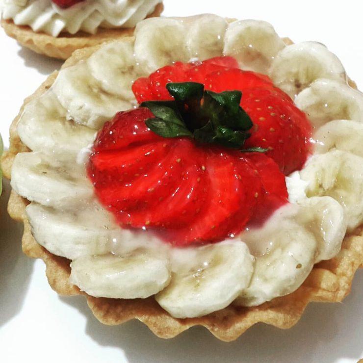 Meyveli Tartolet Tarifi