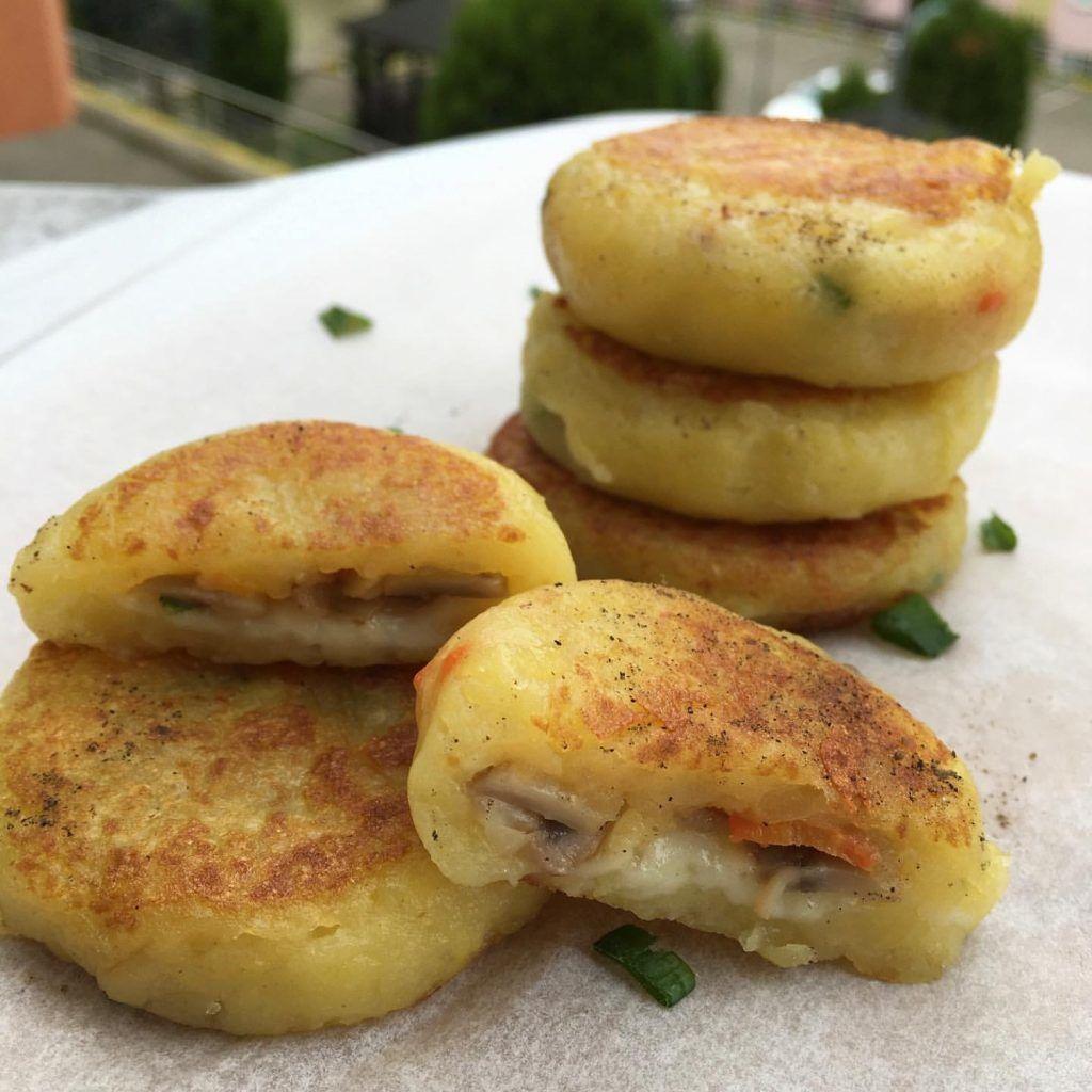 dolgulu patates