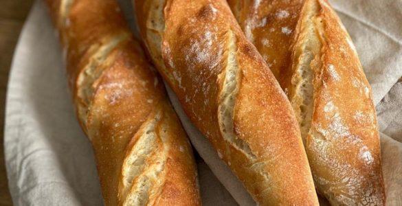 Baget ev ekmeği