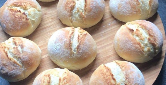 mini ekmek tarifi