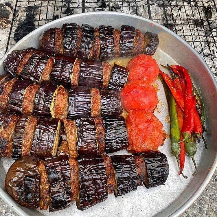 Tepsi Patlıcan Kebabı