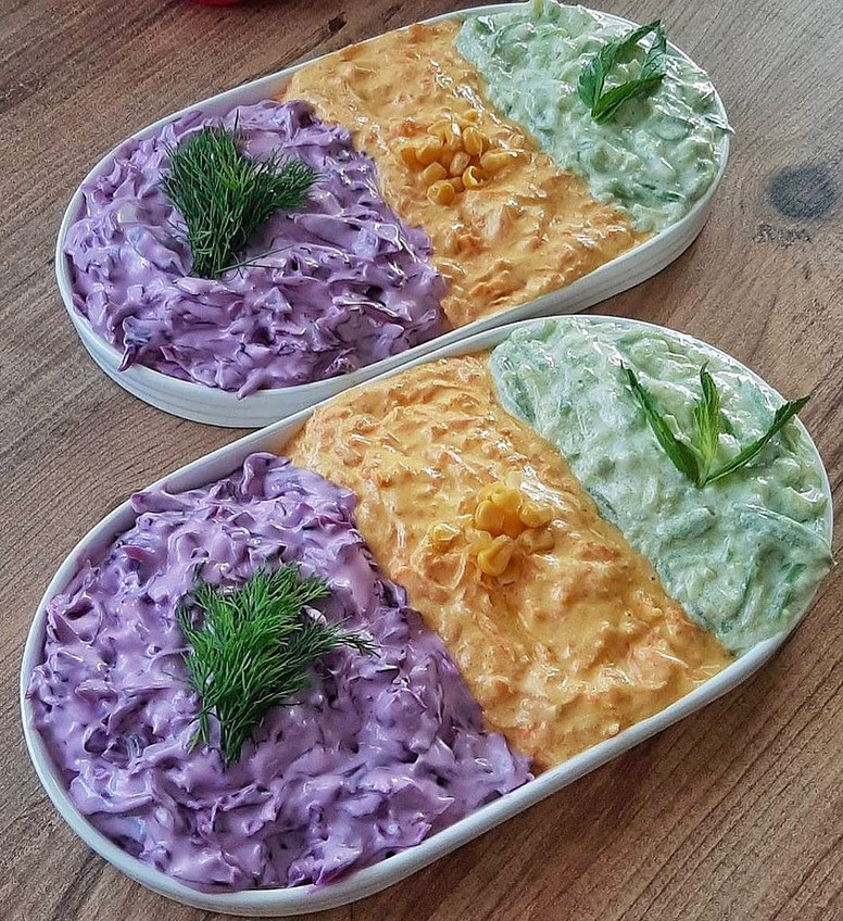 Nefis Salata Tarifleri