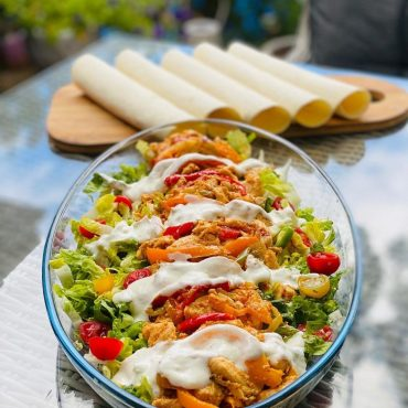 Tavuk Fajita