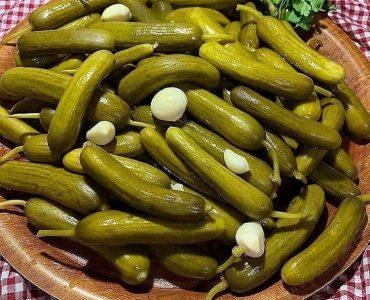 Pratik Salatalık Turşusu Nasıl Yapılır