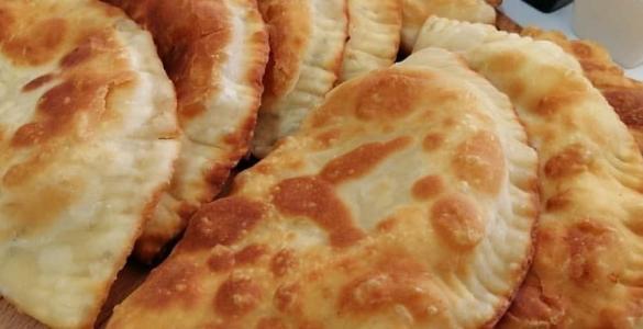 Mayasız hamurdan börek tarifi