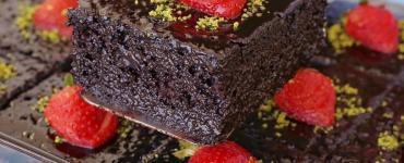 Nefis duble ıslak kek