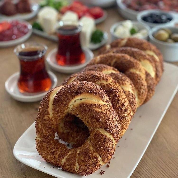 Kahvaltıya Taze Simit Tarifi