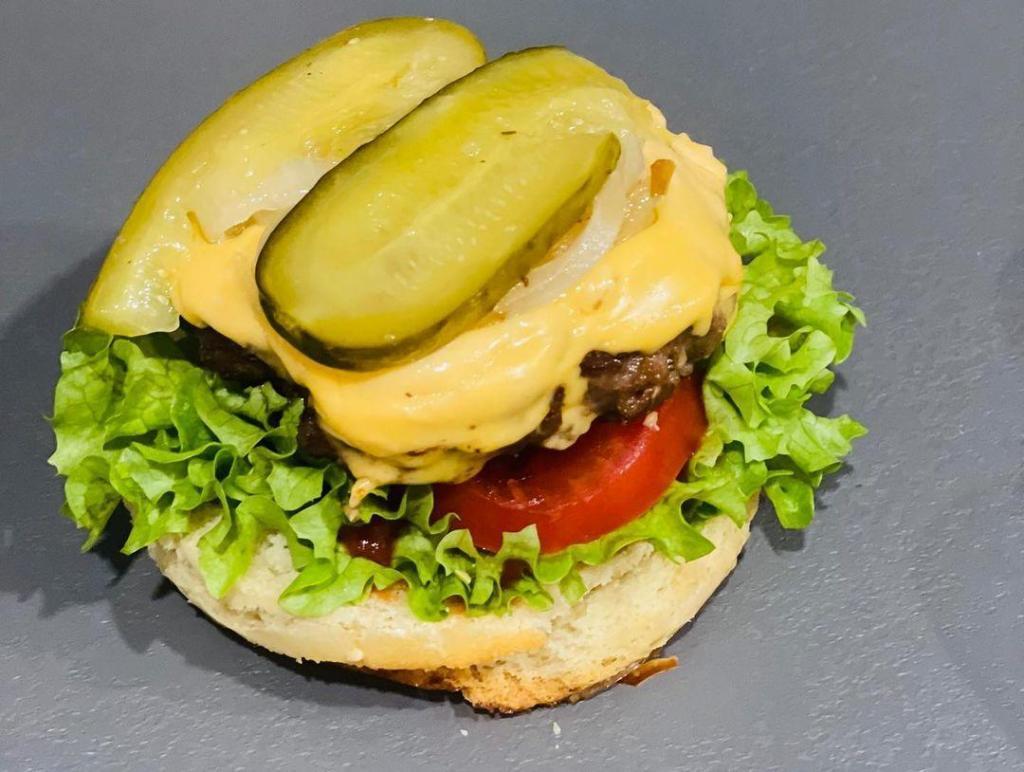 Cheeseburger Tarifi 6