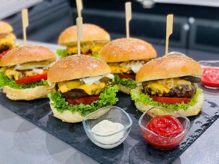 Cheeseburger Tarifi