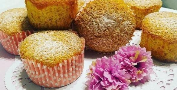 Sade Muffin Tarifi
