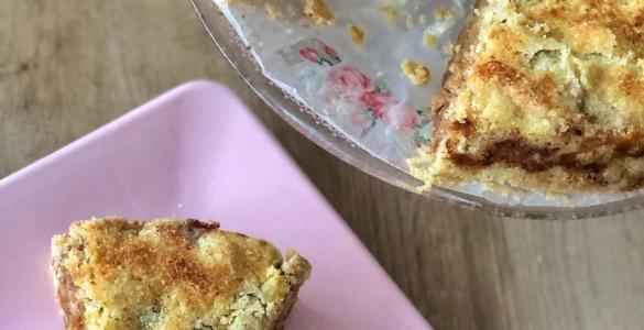 Elmalı Sihirli Pasta