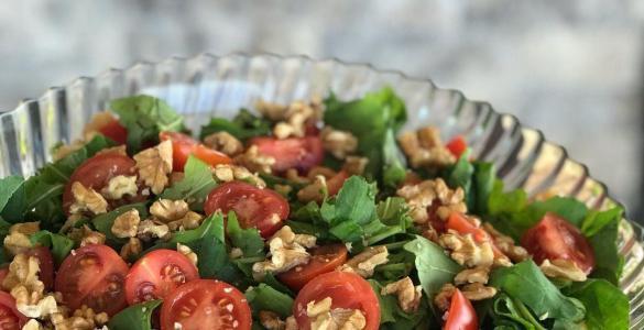 Masterchef Roka Salatası