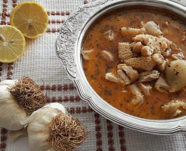 Nefis İşkembe Çorbası Nasıl Yapılır