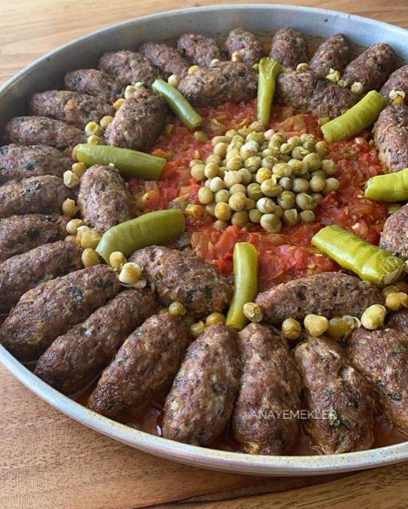 Fırında Köfte Kebabı 1