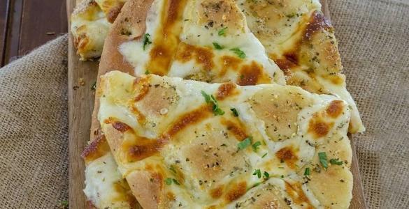 Kaşar Peynirli Pide