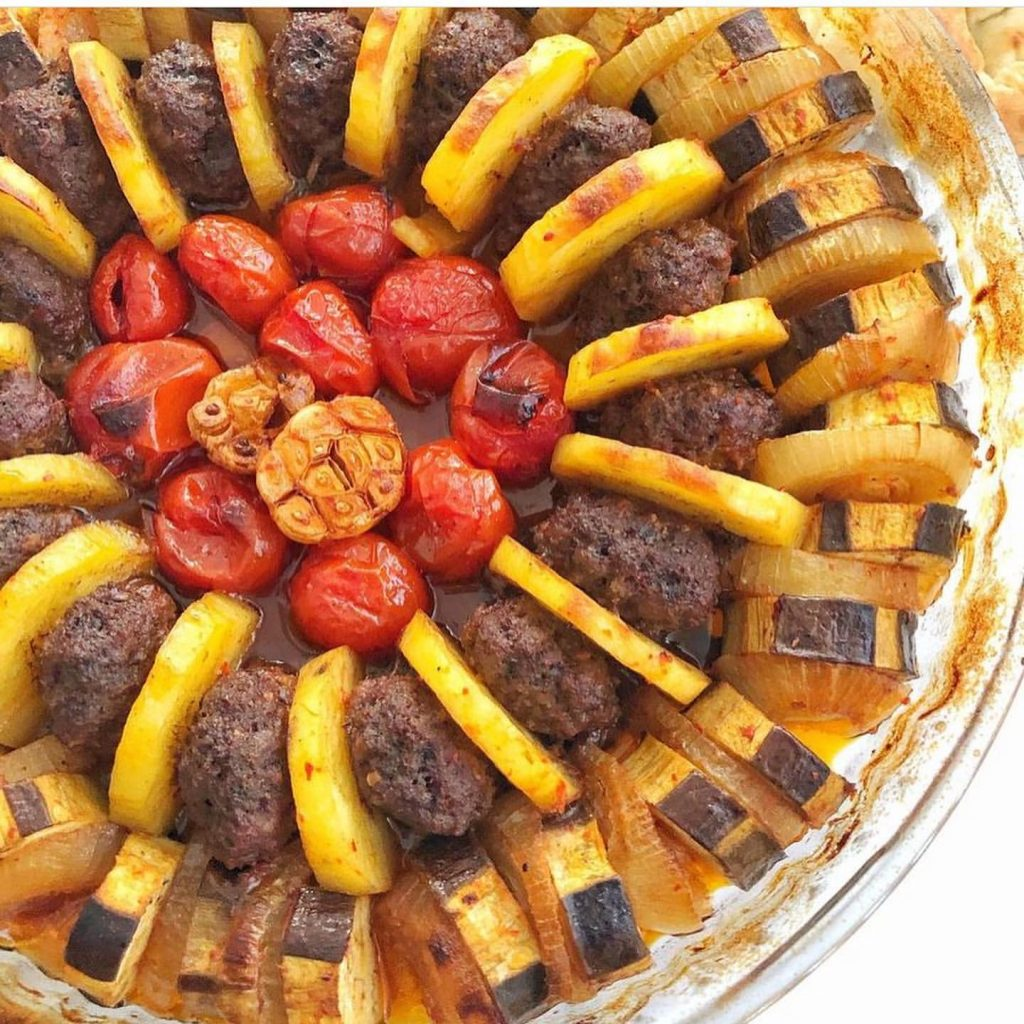 Ramazan Tepsi Kebabı